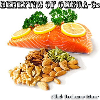 Benefits of omega 3