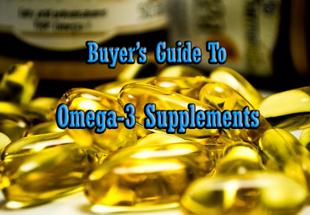 Buying Omega 3 Supplements