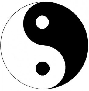 Yin and Yang is an ancient taoist theory that can help you live a holistically healthy life