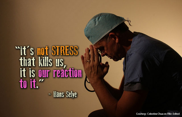 Your Perception of Stress Determines Whether It is Good or Bad