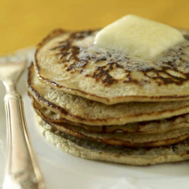 healthy pancake alternative