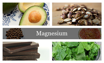 common signs of low magnesium or a magnesium deficiency